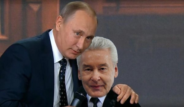 Пока Россия спит... Стал известен новый преемник Путина