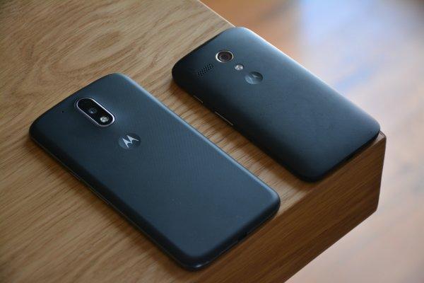 Motorola представит новую бюджетную линейку смартфонов