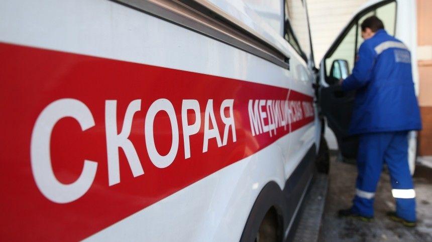 Легковушка влетела в комбайн на МКАДе, три человека погибли