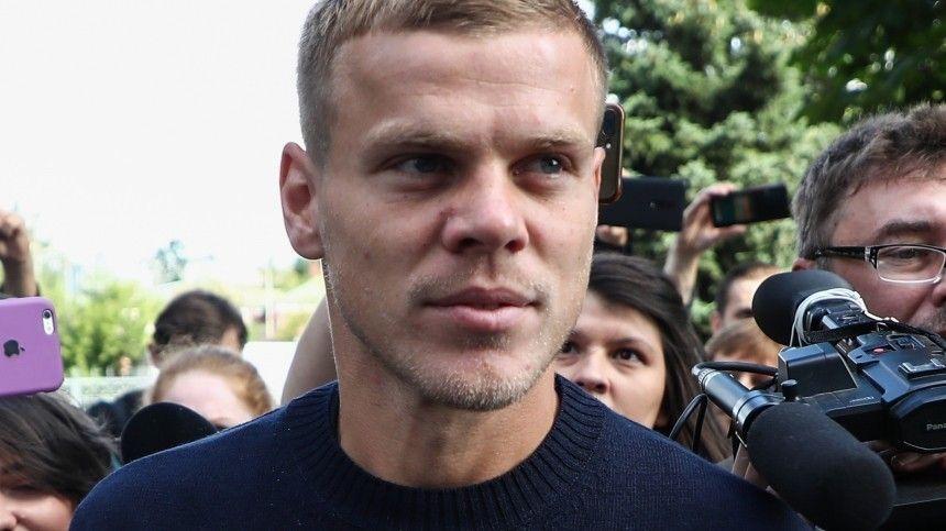 «Должен игрой доказать свою важность»: Губерниев о переходе Кокорина в «Спартак»