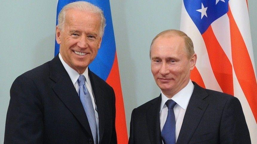 Захарова ответила на вопрос о месте проведения встречи Путина и Байдена