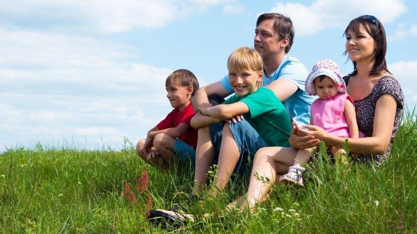 Кузнецова предложила новому созыву Госдумы принять закон о многодетных семьях
