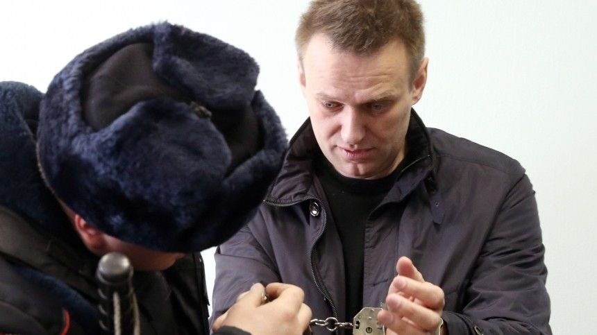 ФСИН намерена задержать Навального по возвращении в Россию