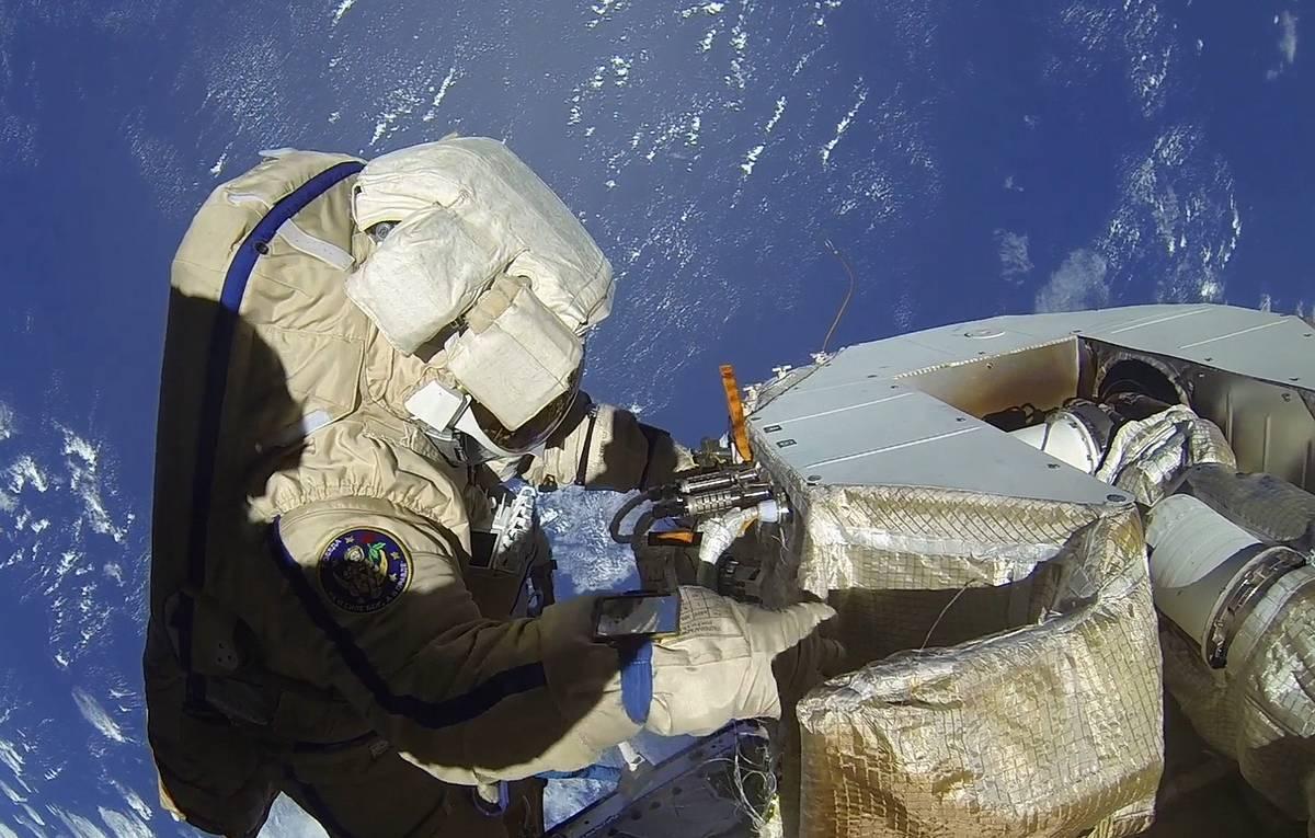 В России испытают первого робота для открытого космоса