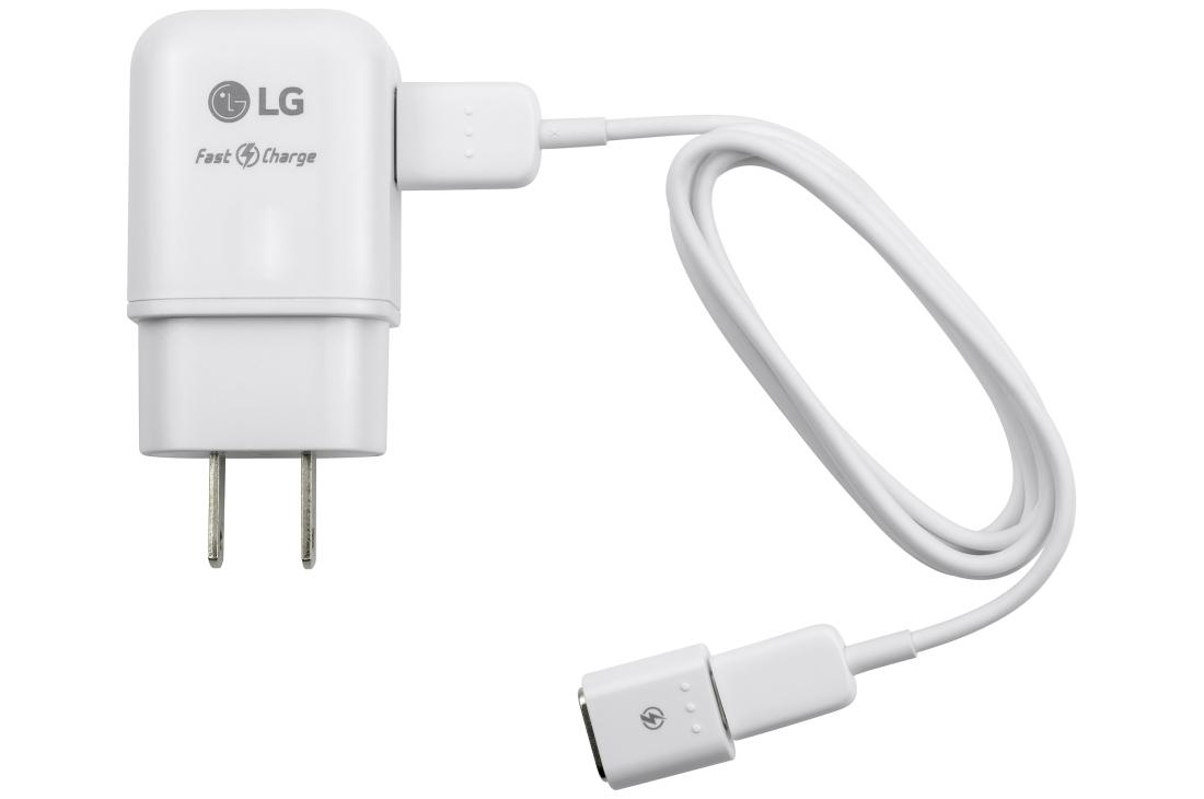 LG вслед за Apple убрала зарядку из коробки со смартфоном
