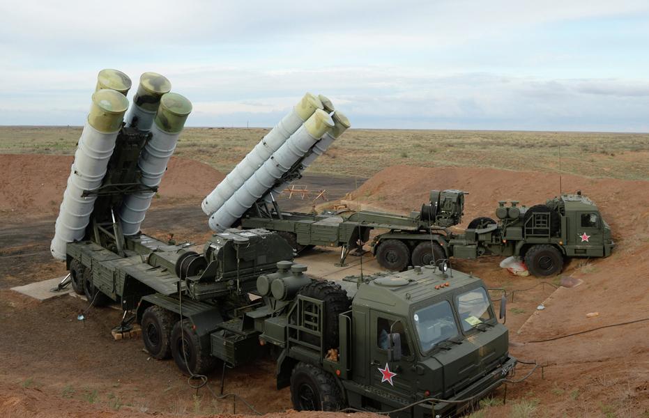 В Турции впервые запустили ракеты с российских С-400