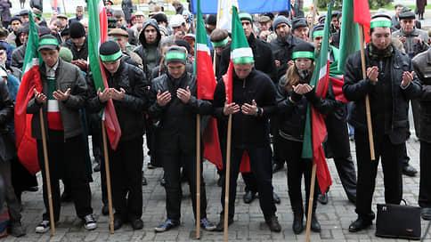 Ивана Грозного пригласили на митинг // Суд Казани признал незаконным запрет на проведение национальной акции