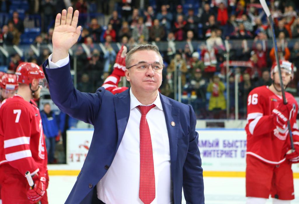 От Белова до Быкова. Самые побеждающие тренеры КХЛ