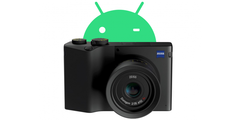 ZEISS ZX1  камера с Android за полмиллиона рублей