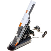 Маленький аккумуляторный пылесос Kitfort KT-579: палочка-выручалочка для мелких оплошностей и сложных мест