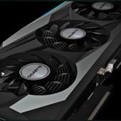 Видеокарта Gigabyte GeForce RTX 3090 Gaming OC 24G (24 ГБ): 32 см длины, жесткая рама-кронштейн, отличная система охлаждения, чуть повышенные частоты работы, приемлемая скорость в 8К
