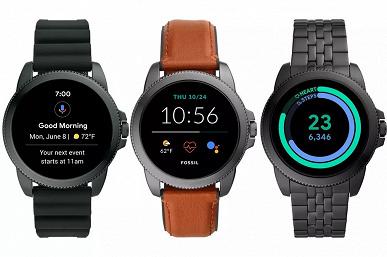 Fossil Gen 5E — новые умные часы на старой платформе