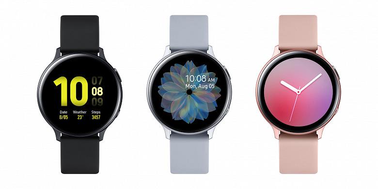 Функции Samsung Galaxy Watch 3 спешат на старые модели умных часов Samsung