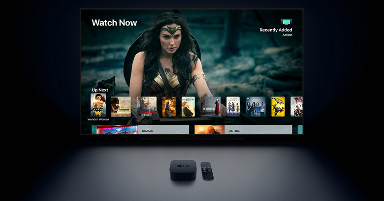 Apple объединила Apple TV, HomePod и камеру в одном устройстве