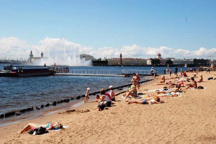 В Петербурге санврачи не проверили ни одного пляжа к открытию сезона