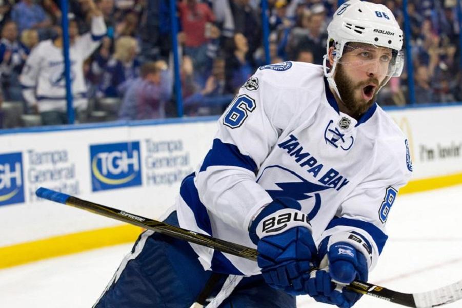 Кучеров не поможет 'Тампе' в регулярном чемпионате НХЛ до конца сезона
