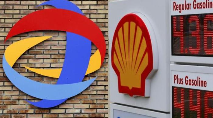 Total и Shell сообщили о росте прибыли