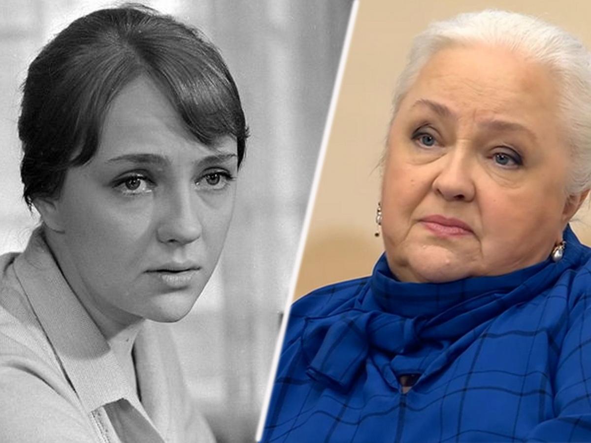 Умерла бывшая жена Андрея Миронова, актриса Екатерина Градова