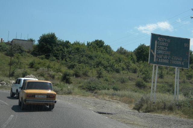 Глава Карабаха заявил, что в республику вернулись 25 тысяч граждан