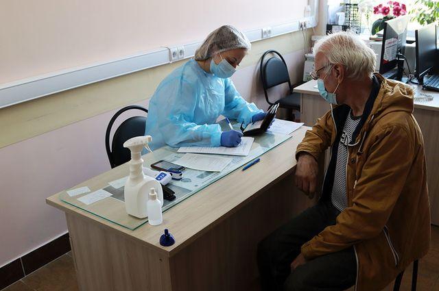 Более 14 000 жителей Советского района Брянска вакцинировались от COVID-19