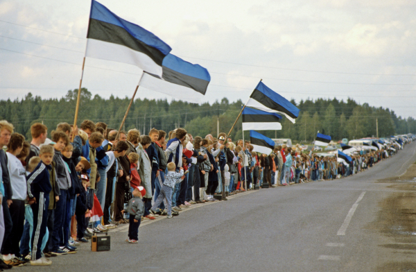 Эстонский парламент отказался от проведения референдума о браке