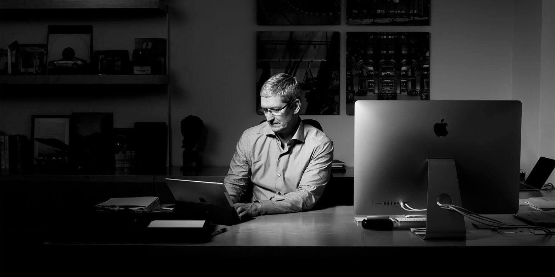 Тим Кук не собирается оставаться в Apple ещё 10 лет