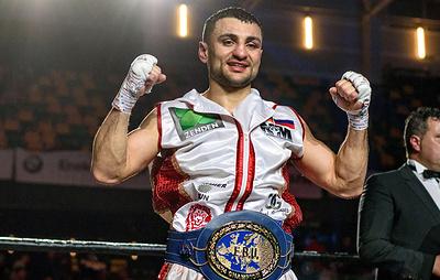 Боксер Давид Аванесян может провести бой за титул чемпиона мира