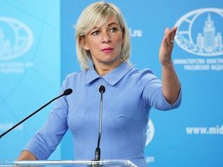Захарова прокомментировала слова Мааса и Орбана