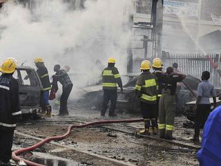 В Нигере взорвали членов избиркома