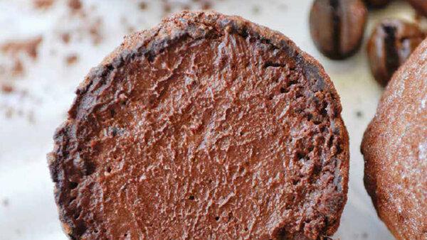 Кофейные трюфели: пошаговый рецепт