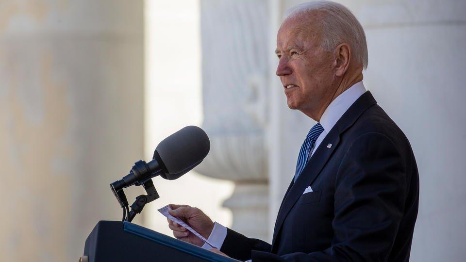 Байден: США полны решимости играть роль лидера на мировой арене