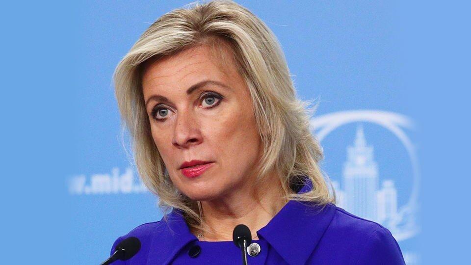 Захарова о призыве Тихановской к санкциям: Подлость невиданная