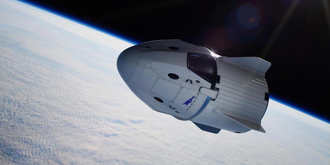 Астронавты вернулись с МКС на Crew Dragon