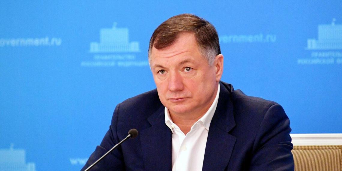 Вице-премьер Хуснуллин прибыл с рабочим визитом в Челябинскую область