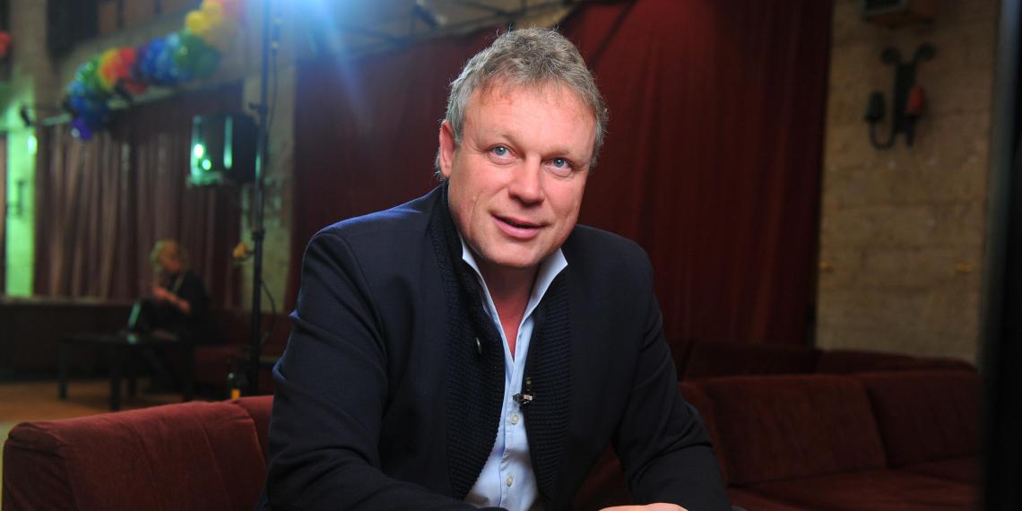 Звезда 'Моей прекрасной няни' Сергей Жигунов лишился квартиры из-за долга в 28 миллионов