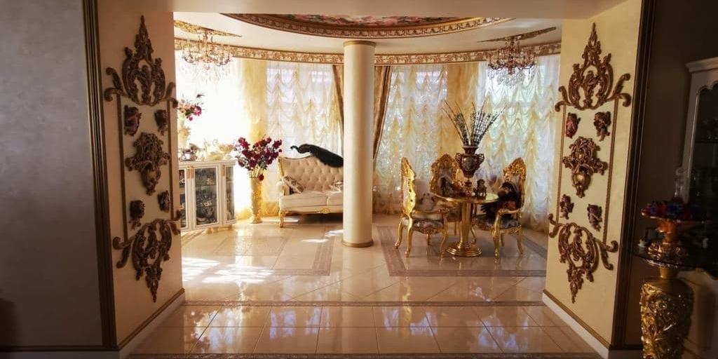 Стала известна стоимость 'золотых' интерьеров особняка главы ГИБДД Ставрополья