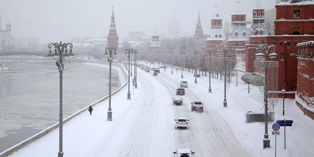 Высота снежного покрова в Москве может достичь рекордных 70 см