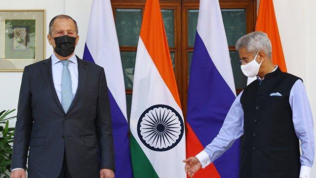 Times of India (Индия): прочные связи с Россией важны, но так же важен для Индии и Запад