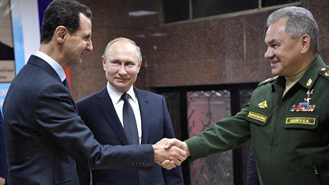 The National Interest (США): Россия стремится сделать себя незаменимым игроком на Ближнем Востоке