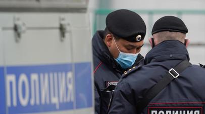 Неизвестный открыл стрельбу из окна на юго-западе Москвы