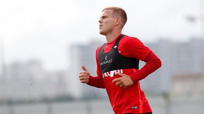 Мостовой: Кокорин поможет «Спартаку» и забьёт минимум десять мячей