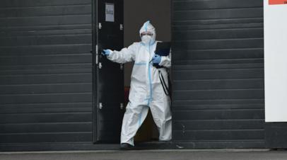 За сутки в России умерли 467 пациентов с коронавирусом