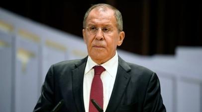 Лавров назвал темы переговоров делегации России с властями Армении