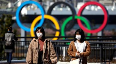 Источник: Япония будет впускать гостей Олимпиады без обязательной вакцинации