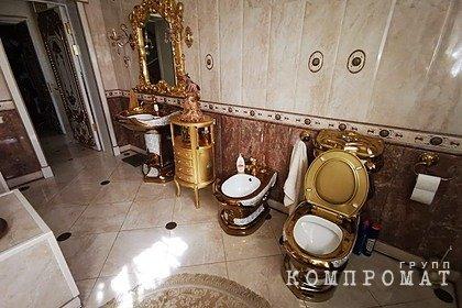 Десятки обысков прошли из-за «золотого дворца» у главы ГИБДД Ставролья
