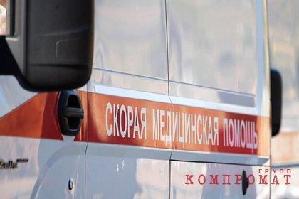 В Подмосковье годовалая девочка госпитализирована с тяжелыми ножевыми ранениями