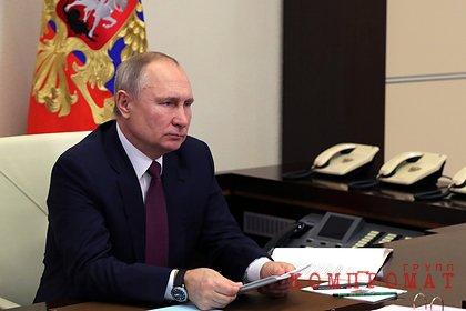 Путин сравнил ситуацию с коронавирусом в России и мире