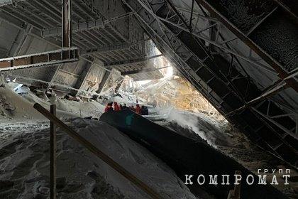 По делу о гибели рабочих на фабрике в Норильске задержали четырех человек