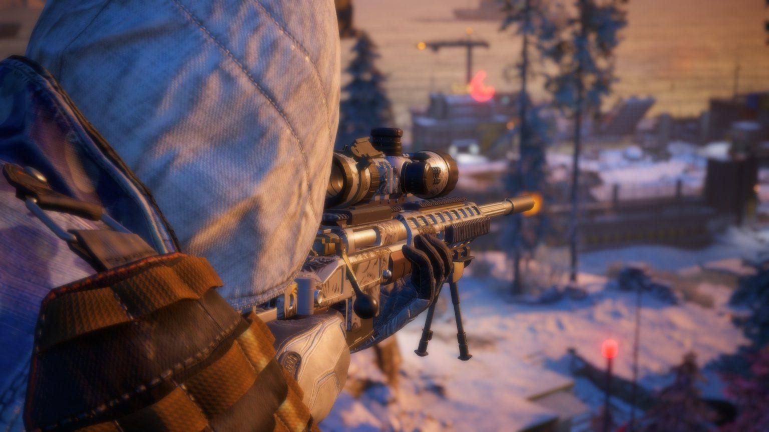 Анонс Sniper Ghost Warrior Contracts 2. Убивайте врагов с более чем 1000 метров
