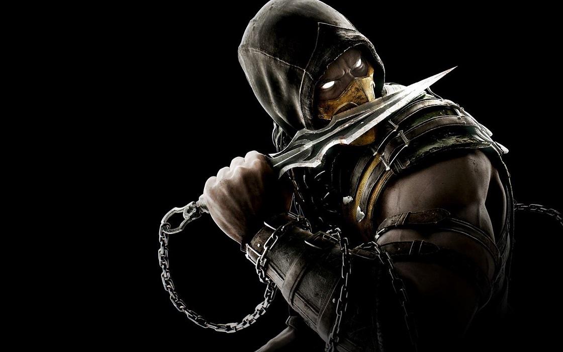 Парень показал трюки Скорпиона из Mortal Kombat в реальной жизни